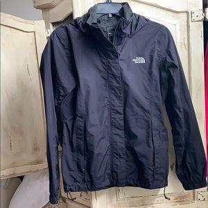 North Face Raincoat
